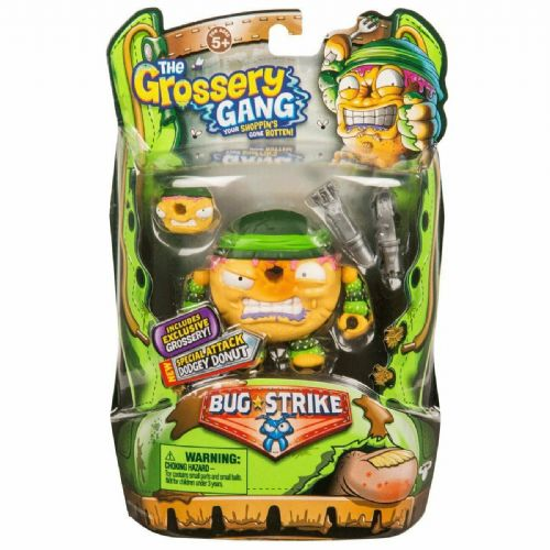 Grossery Gang Series 4 Bug Strike - Dodgey Donut